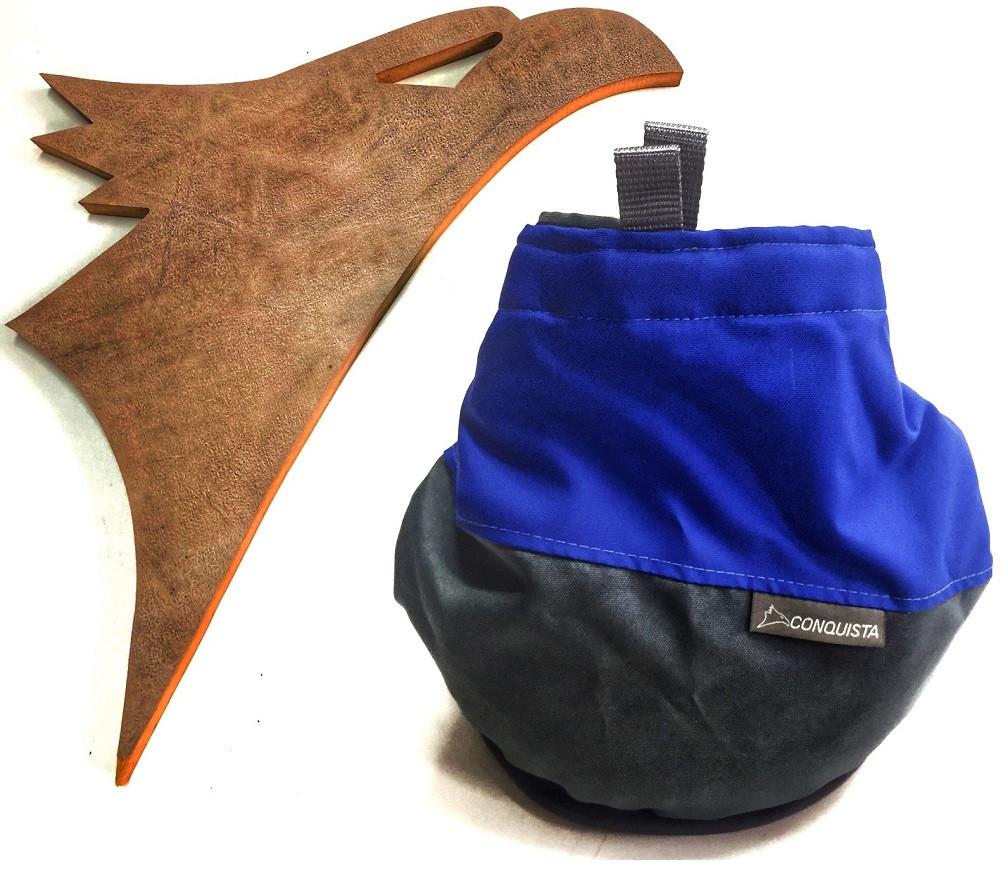 Sacão de Magnésio Boulder Bag Conquista