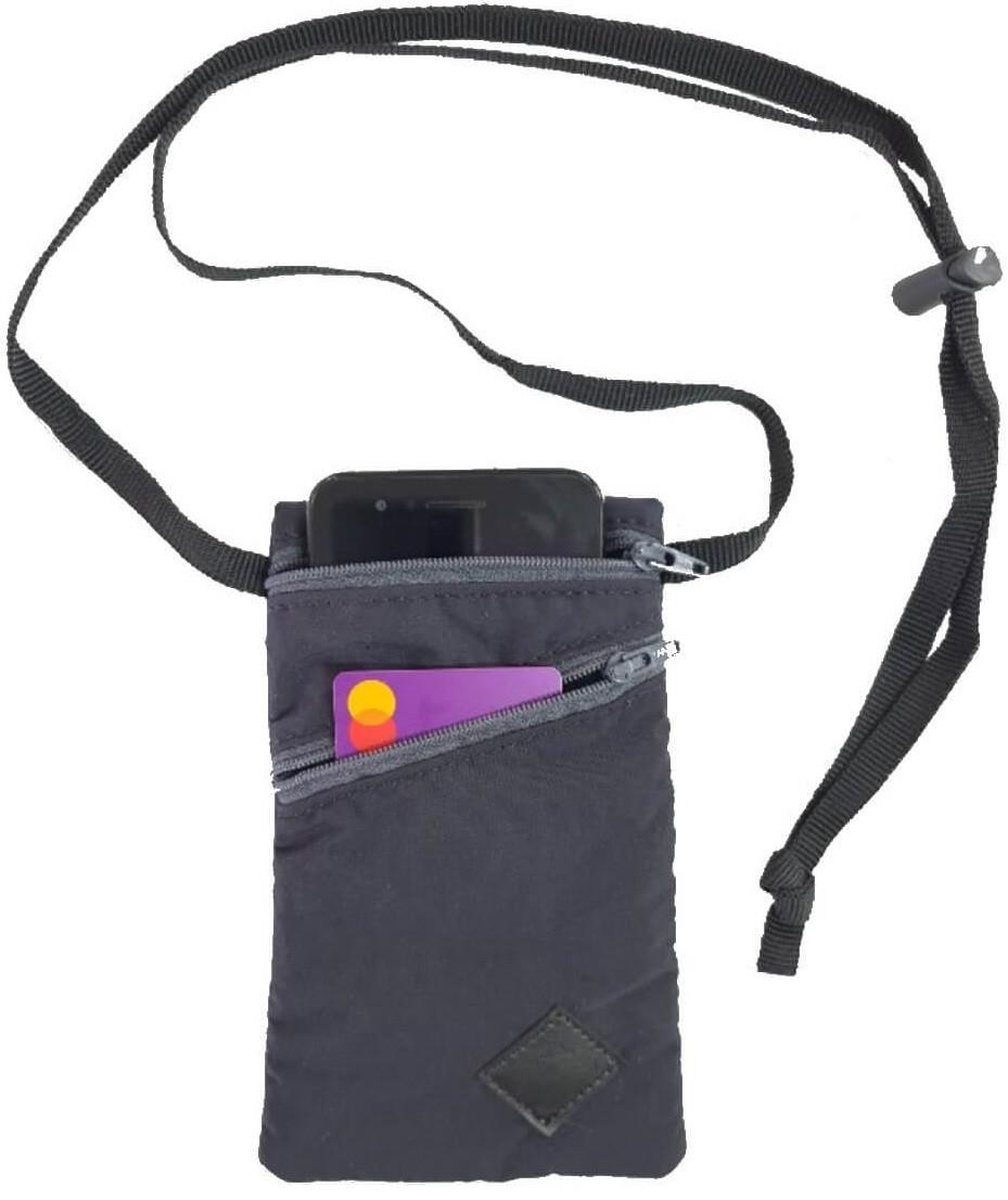 Bolsinha para Celular Smart Bag Conquista - Preto