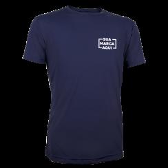 Camiseta Dry Cool Masculina Manga Curta Conquista || Produto Personalizado