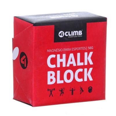Magnésio Chalk Block 56g 4Climb
