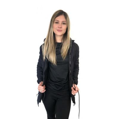 Jaqueta Dupla de Frio Silence Triclimate Feminina Personalizada Conquista