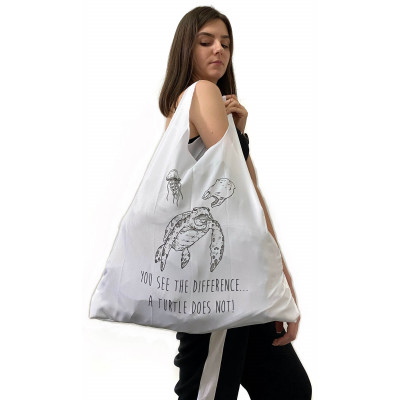 Sacola Eco Bag Turtle Conquista