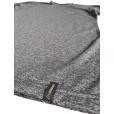 Camiseta com Proteção Solar Dry Living UPF30+ Feminina ML Conquista - Cinza