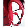 Mochila de Caminhada Alpina 38 litros Conquista - Vermelha