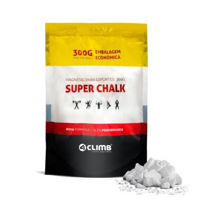 Magnésio Super Chalk 300g 4Climb