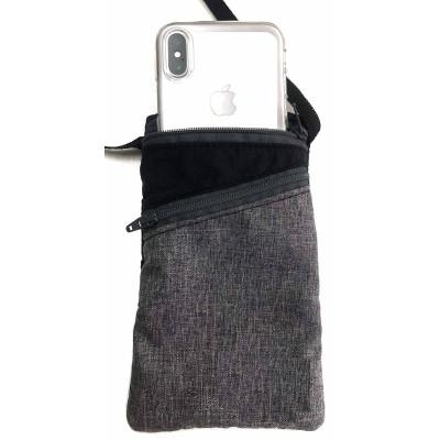 Bolsinha Personalizada para Celular Smart Bag Conquista