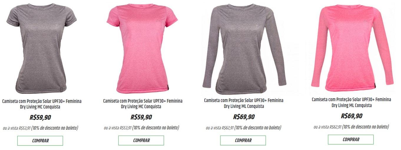Camisetas Polygiene