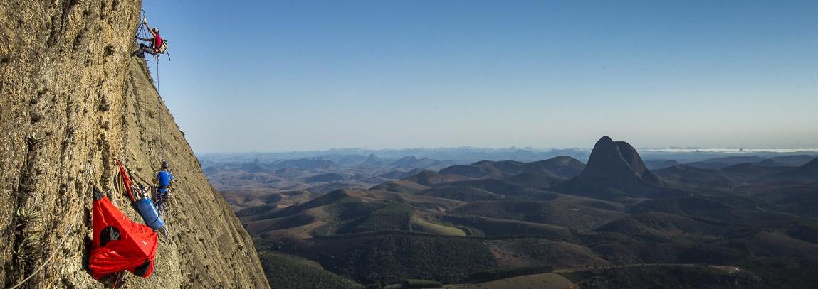 Pedra Baiana - Conquista Montanhismo